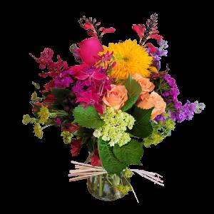 Denver Same day delivery summer flower market arrangement