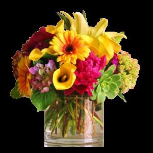 happy summer arrangement for denver delivery